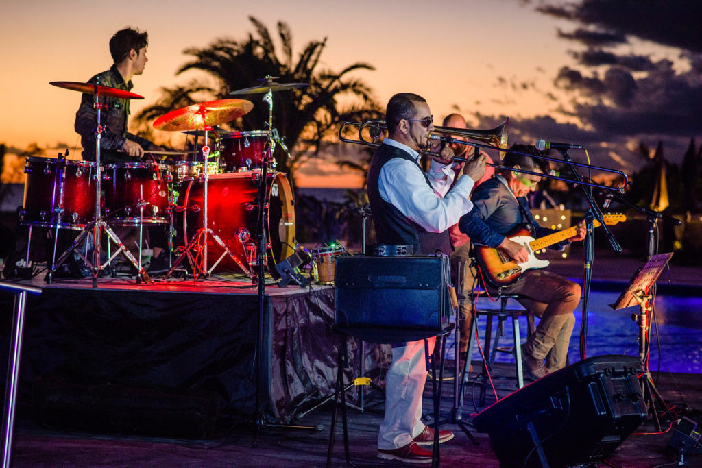 Cabo San Lucas Resort Events Live Band