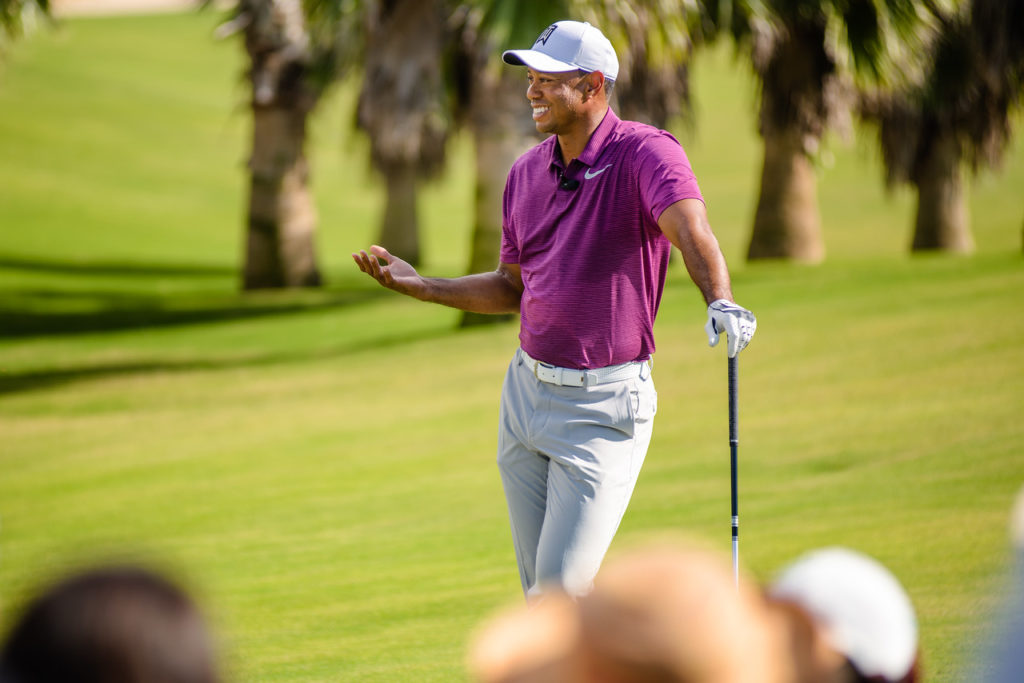 Tiger Woods El Cardonal Diamante cabo